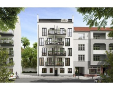 Visualisierungen für Neubau-Apartments in Nähe des Berliner Tierparks