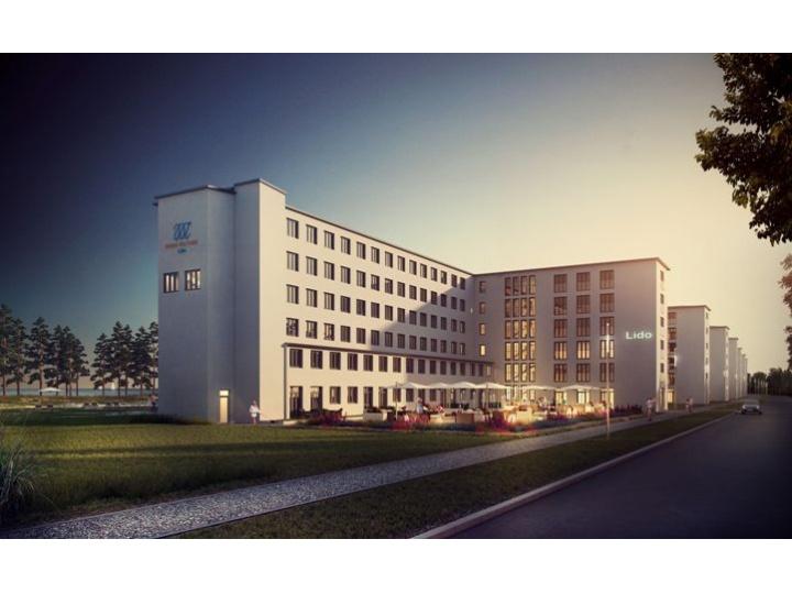 3D Visualisierungen für das neue 4-Sterne Feriendomizil Prora Solitaire auf Rügen