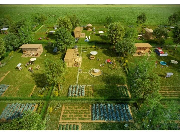 CITIYFARMER - Rückkehr von produktiven Gärten in die Stadt München