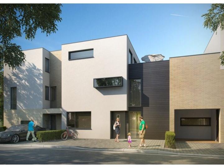 Architekten-Einfamilienhäuser