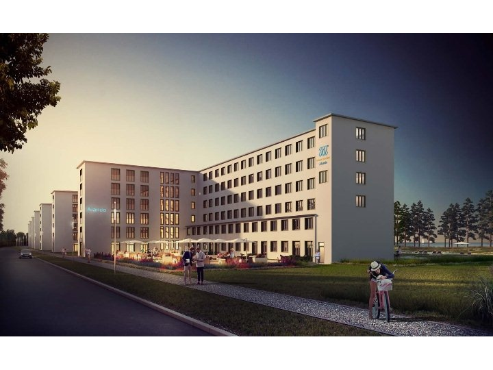 """Kreativer Support für das denkmalgeschützte Projekt """"PRORA Hotelapartments & Spa"""" - auf Rügen"""