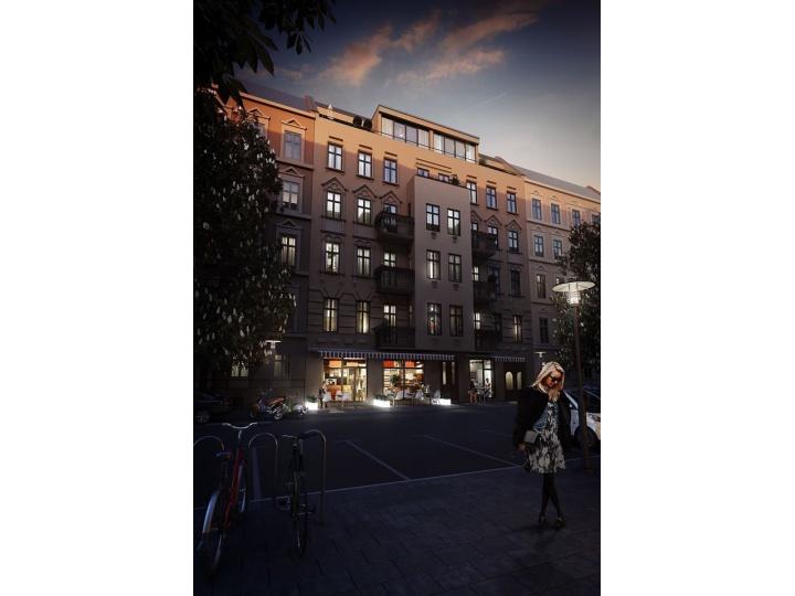 LIVING IN DER WINSSTRASSE, PRENZLAUER BERG /BERLIN
