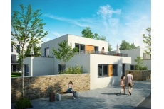 Residential project in historic district of Erfurt in Germany