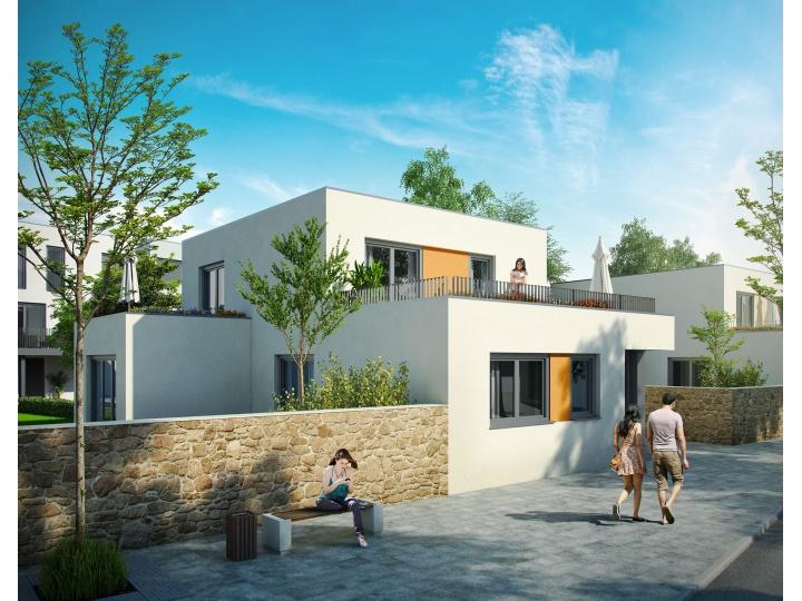 Wohnprojekt in historischem Ortsteil Erfurts