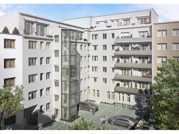 Die Berliner Kanstraße