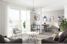 Innenvisualisierungen für Wohnhäuser in der Stadt Rheinberg in Nordrhein-Wesfalen
